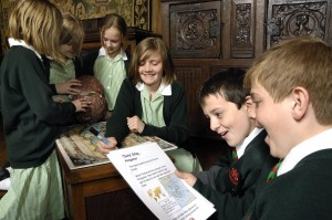 Learning at Ipswich Museum