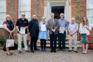 Six Suffolk museums celebrated gaining their national Accreditation certificates at the 2016 AGM