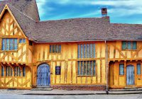 Lavenham Little Hall Museum