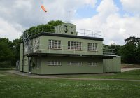 Martlesham control tower