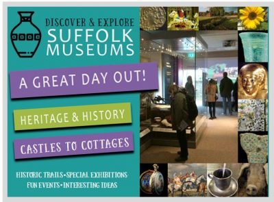 Download the new Suffolk Museums leaflet!