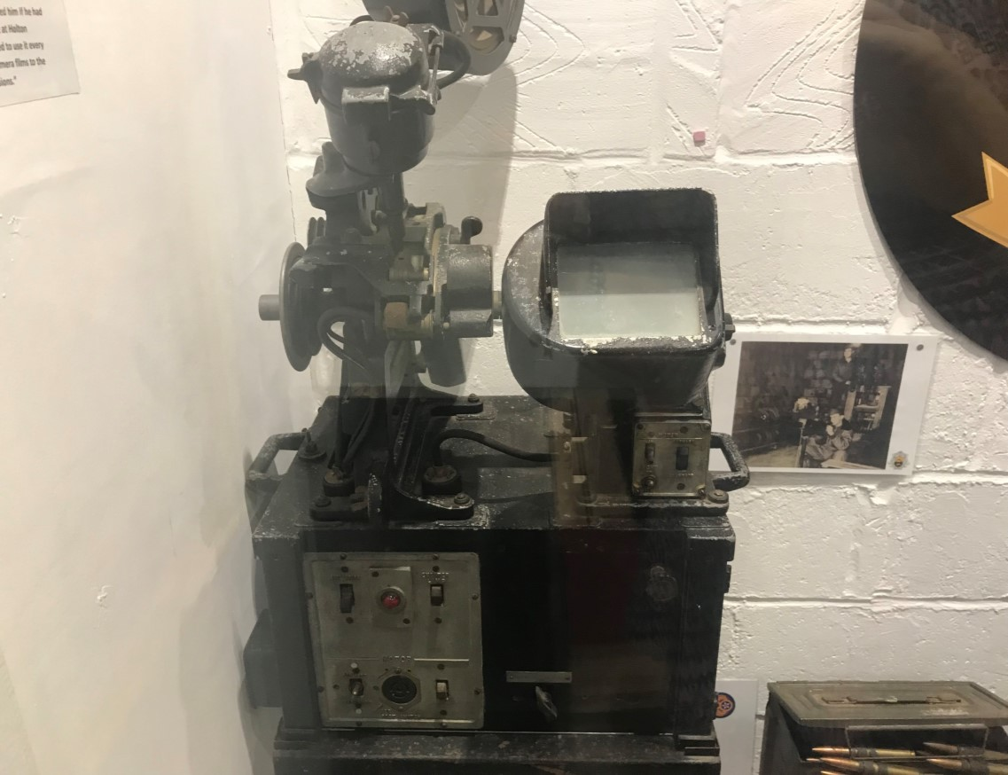 Walt Disney Photo Editing Machine