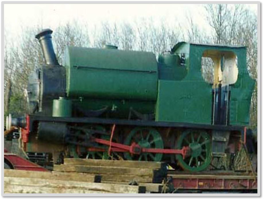 1604 Locomotive